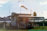 1975 - the Watson Island heliport office and waiting area
