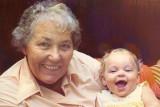 1977 - Aunt Norma G. Boyd and Karen D. Boyd