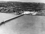1920 - East end of County Causeway at south Miami Beach