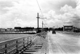 1921 - The west end (Miami side) of the County Causeway