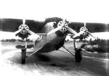 1930 - Pan American World Airways Ford Trimotor 5AT mail plane at Miami