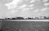 1940s - Pan American terminal and hangars at Miami International Airport