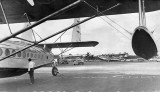 1941 - Pan American Sikorsky S-42A Flying Boats at Dinner Key