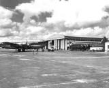 1950 - 2 American Overseas Airlines Boeing 377s joining Pan American's fleet