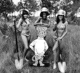 1969 - Groundbreaking ceremony for the Theodor R. Gibson Health Center at Miami-Dade Junior College South Campus