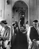 1931 - passengers onboard Pan American Airways System Sikorsky S-40 NC-80V American Clipper