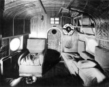 1931 - Interior of Pan American Airways System Sikorsky S-40 NC-80V American Clipper