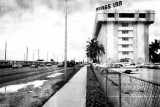1968 - NW 36 Street north of Pan Am's hangars, and the Kings Inn in Miami Springs