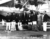 1930 - Pan American Airways System - 1st flight of the Air Mail Express