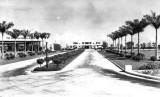 1934 - Entrance to Pan American's Dinner Key base