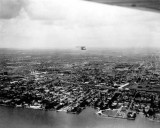 1931 - Three Pan American Airways System Sikorsky S-40's flying over Miami