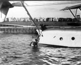 1931 - Pan American Airways System Sikorsky S-40 in the water at Dinner Key