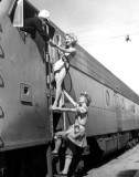 1963 - Celebrating 75 years of Florida East Coast Florida Special rail service from New York to Miami