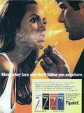 Late 1960's/Early 1970's - Tipalet cigars advertisement