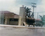1967 - Little Joe's Barbecue at 12 Crandon Boulevard, Key Biscayne
