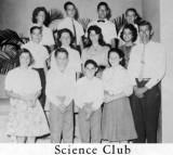 1962 - Science Club at Palm Springs Junior High School, Hialeah