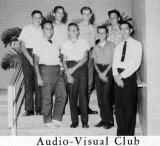 1962 - Audio-Visual Club at Palm Springs Junior High School, Hialeah
