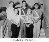 1962 - Safety Patrol at Palm Springs Junior High School, Hialeah