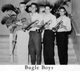 1962 - Bugle Boys at Palm Springs Junior High School, Hialeah