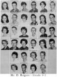 1962 - Grade 9-2 at Palm Springs Junior High School, Hialeah