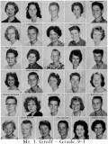 1962 - Grade 9-3 at Palm Springs Junior High School, Hialeah