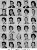 1962 - Grade 9-4 at Palm Springs Junior High School, Hialeah