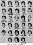 1962 - Grade 9-5 at Palm Springs Junior High School, Hialeah