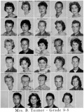 1962 - Grade 9-8 at Palm Springs Junior High School, Hialeah