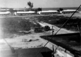 1951 - looking north from the Bluegrass Motel at 18325 Collins Avenue, Sunny Isles