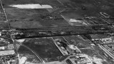 1956 or 1957 - The western portion of Miami International Airport, Dressel's Dairy Farm and undeveloped land
