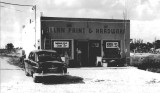 1951 - the Allan Paint and Hardware store on the southwest corner of NW 79 Street and 16 Avenue, Miami