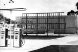1957 - Sinclair gas station and Pic Liquor Lounge at northeast corner of NW 103 Street and 27 Avenue, Miami