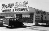 1963 - the Key Note Bar & Lounge at 10917-19 Bird Road, Miami