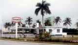 1965 - Mike Fillmore's Texaco gas station, 7701 Bird Road, Miami