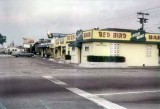 1965 - the Red Bird Bar at northwest corner of Bird Road and Ludlam Road, Miami
