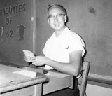 1962 - Mr. Brenner, 8th Grade Teacher at Immaculate Conception School
