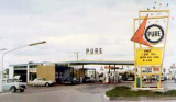 1965 - Steve's Pure Service City, 18500 Collins Avenue (A1A), Sunny Isles