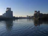 Industrial Rhine inlet