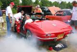 Vintage Chevrolet Corvettes at 2007 Howard County Fair ... Nikon P5000
