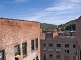 Looking Down Towards Princeton Avenue