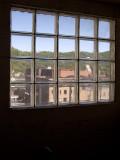 Block Glass Window