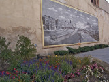 Mural of Bluefield As It Once Was