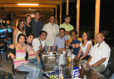 FAS get together at Tonio's Grill March 2007