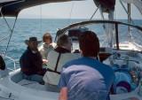 Marina del Rey to Catalina Harbor, 4.Jul.2000