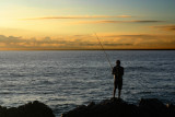Most Easterly Fisherman in Oz