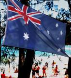 Australia Day at Wategoes Beach