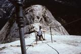 Half Dome Hiking 1995