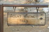 Mt. Whitney Trip