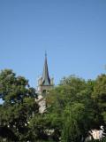 L'église d'Echallens