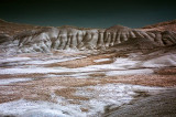 Painted Hills, Nikon d70 720 Infrared